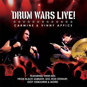 Drum Wars Live CD